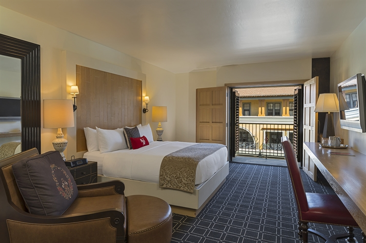 Guest Rooms in San Jose, California