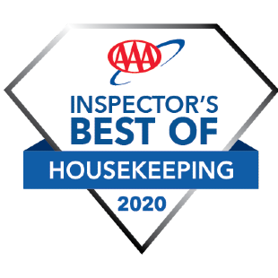 Best of Housekeeping Award from AAA