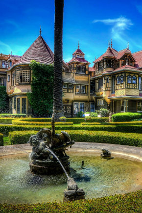 hotel package near winchester mystery house