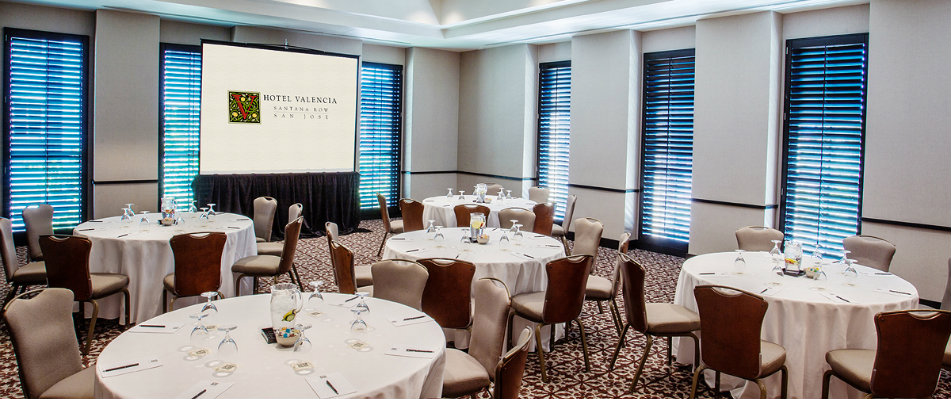 Meeting Space And Event Venues In San Jose Ca Hotel